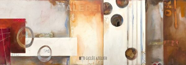 Kunst van elementen - Regina Wiede