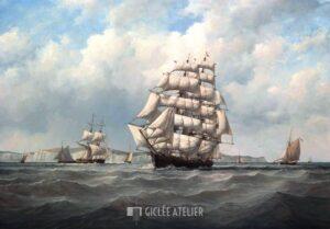 Krijtrotsen van Dover - Peter Sterkenburg