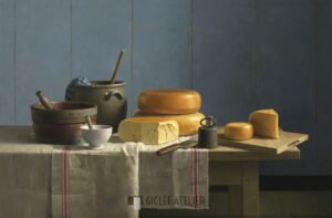 Het meest Hollandse stilleven - Henk Helmantel - gicleekunst
