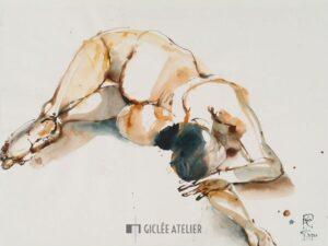 Dreaming - Engelbert Rieger - gicleekunst