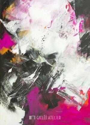 Moody Moods II - Christiane Middendorf - gicleekunst