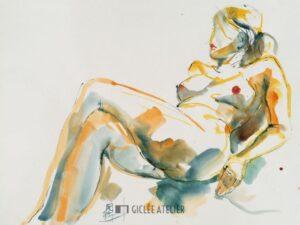 Serenity - Engelbert Rieger - gicleekunst