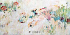 Flower Due - Sabine Endres - gicleekunst